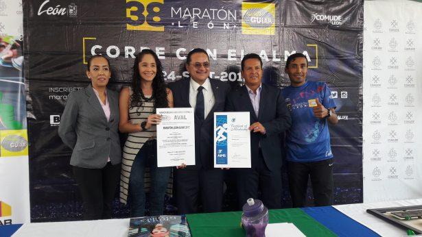 Se unen los maratones; León y Guadalajara hermanaron sus fiestas atléticas