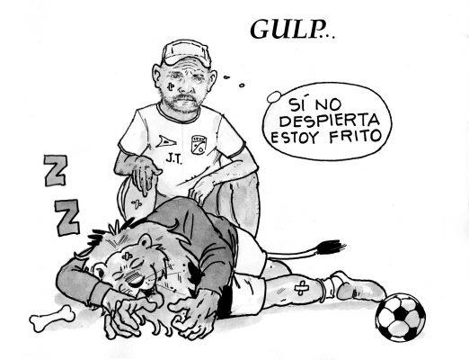 Trabajan sin Piris; el paraguayo no ha iniciado con su recuperación