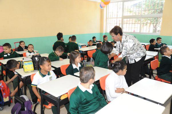 Garantiza la SEG cobertura de docentes en ciclo escolar