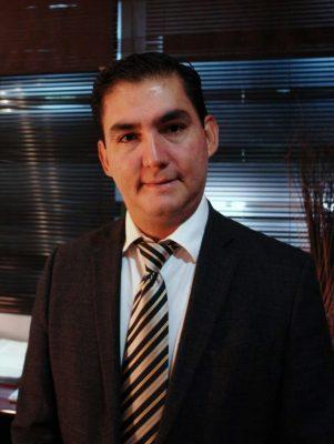 Jaime Ruiz Lobera es el nuevo director del Teatro del Bicentenario