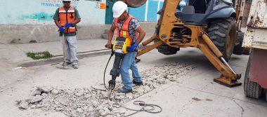 Inicia SAPAS obras de remodelación en Sostenes Rocha