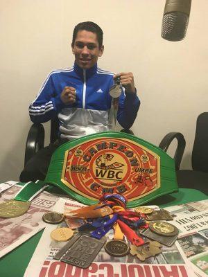 Jair Valtierra vs Jesús Zaracho: campeones nacionales