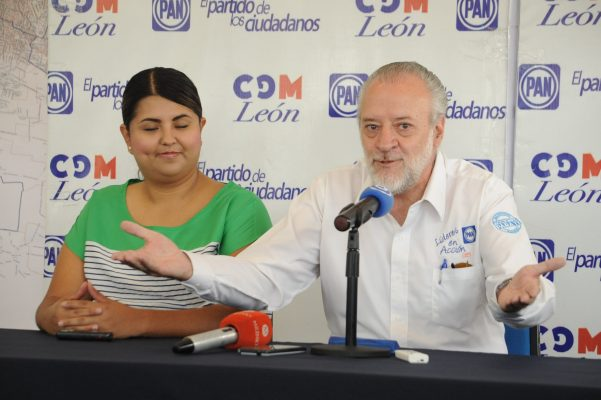 No descarta el PAN en León que candidatura sea para una mujer