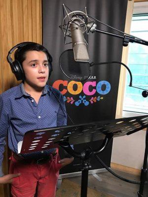 """""""El Gallito de Oro"""" dará voz a Miguel, protagonista de la película COCO"""