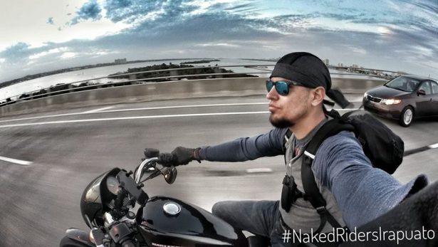 Del Club Naked Riders; irapuatense vive aventura en motocicleta