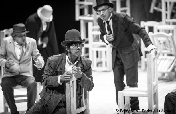 """Lista la puesta teatral """"El inspector"""""""