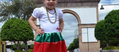 Regina Alpizar, orgullosa de ser mexicana