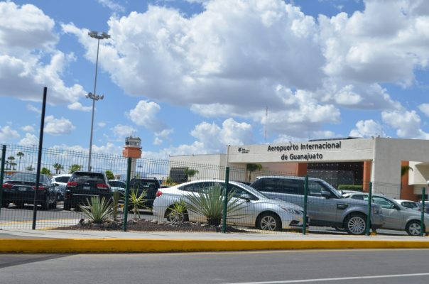 El Aeropuerto Internacional del Bajío (AIB) ya logró ubicarse entre los 10 aeropuertos más importantes del país