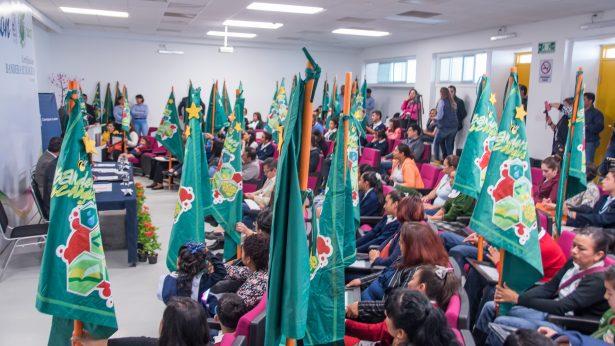 UG León recibe bandera ecológica por sus buenas prácticas ambientales