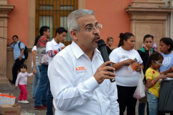 Rechaza Movimiento Ciudadano apoyar a un candidato del PAN en Guanajuato