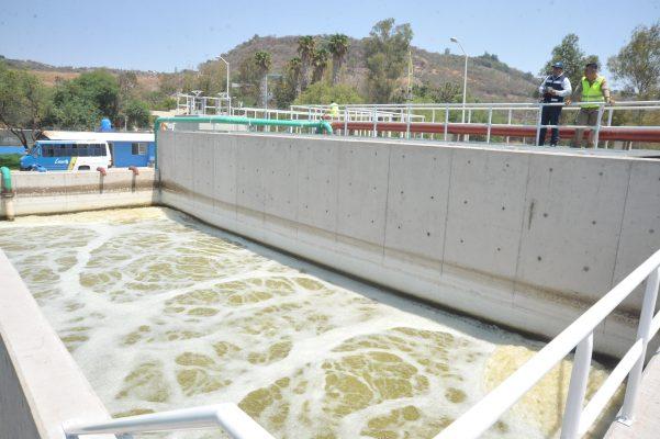 Ampliarán aprovechamiento de agua tratada de Sapal