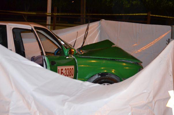 Nadie reclama cadáver de taxista