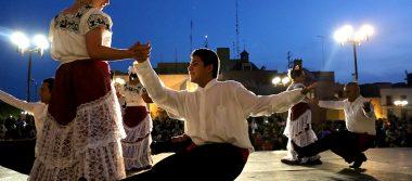 Música y danza en el teatro Manuel Doblado