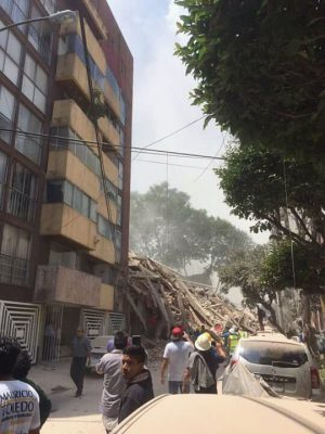 Crea Consejo Coordinador Empresarial fideicomiso para reconstruir a México