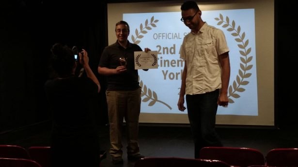 Filme guanajuatense gana en festival de New York