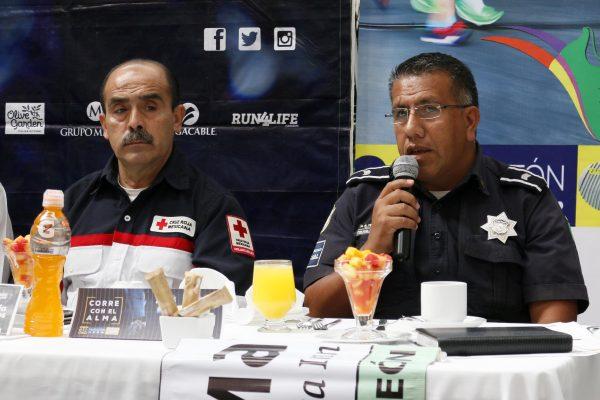 Comodidad y garantía en Maratón; aseguran tema de hidratación en competencia