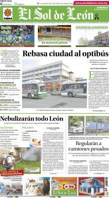 Edición digital El Sol de León domingo 10 de septiembre 2017