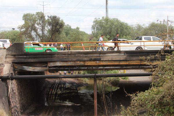 Causa explosión daños menores en puente del Tajo de Santa Ana