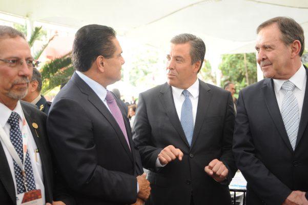 Refrenda Gobernador de Michoacán trabajo conjunto con Guanajuato contra la inseguridad