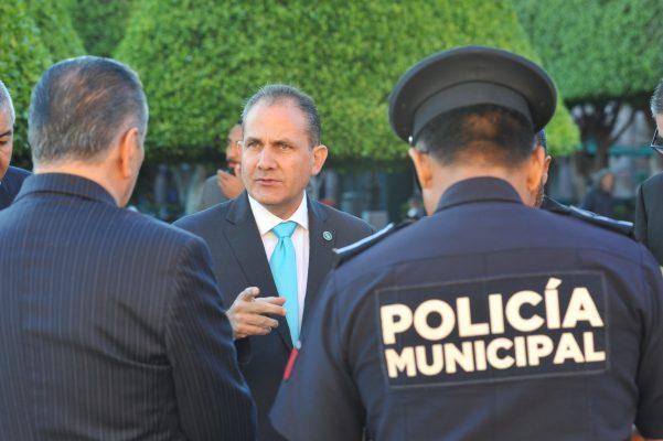 Estrenaría Policía uniformes hasta el año próximo