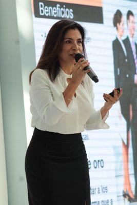 Diana Preciado comparte consejos sobre etiqueta y protocolo