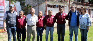 """Crece proyecto salmantino; liga local de futbol tendrá instalación propia en estadio """"El Molinito"""""""