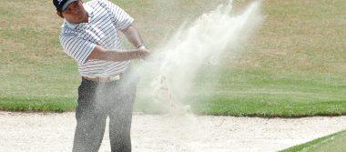 Dominan golfistas mexicanos; el irapuatense José de Jesús Rodríguez fue tercero en el Abierto de Brasil