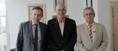 Escucha diputado Éctor Jaime Ramírez Barba a integrantes del Consejo Coordinador Empresarial de León