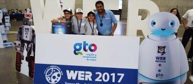 Van Guanajuatenses al Mundial de Robótica en China
