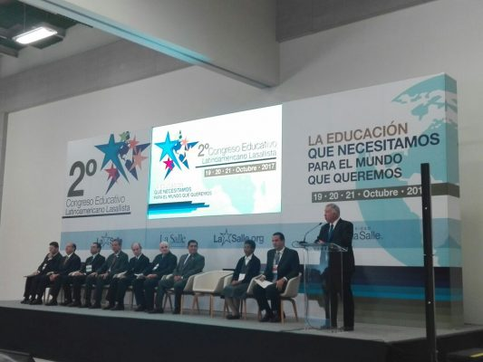 Inicia el Congreso Educativo Latinoamericano Lasallista