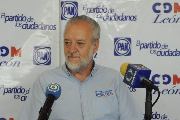 PAN podría ir en coalición en Guanajuato
