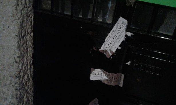 Clausuran y multan establecimientos de la Madero