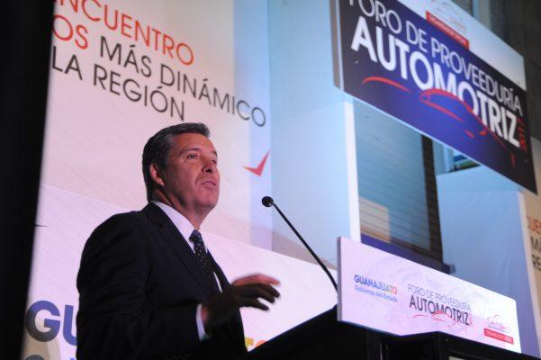 Es Guanajuato líder en sector automotriz
