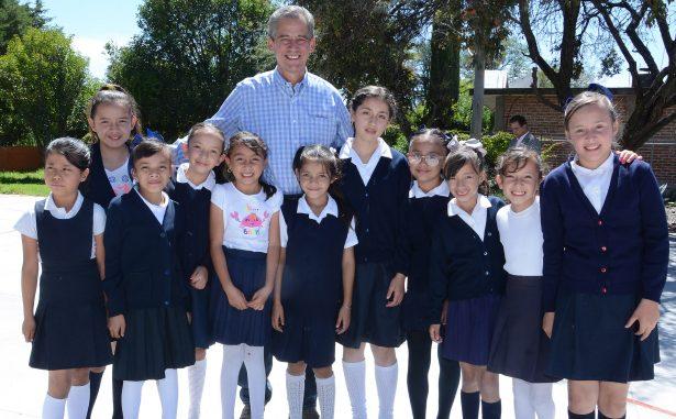 En pro de la niñez dignificar y mejorar espacios educativos