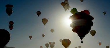 Sorprende nube de contaminantes a visitantes del Festival del Globo