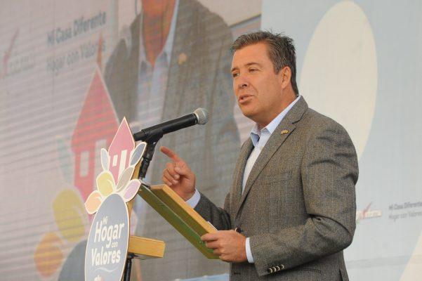 Márquez se deslinda del proceso de selección para designar al nuevo fiscal anticorrupción estatal