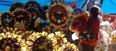 Silaoenses se preparan por adelantado para comprar arreglos florares