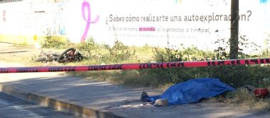 Joven motociclista muere luego de ser arrollado en la carretera León-San Francisco