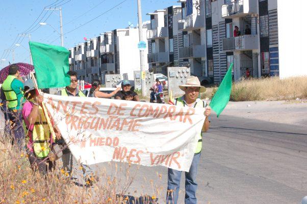 Intereses económicos, origen de problemas en desarrollos habitacionales