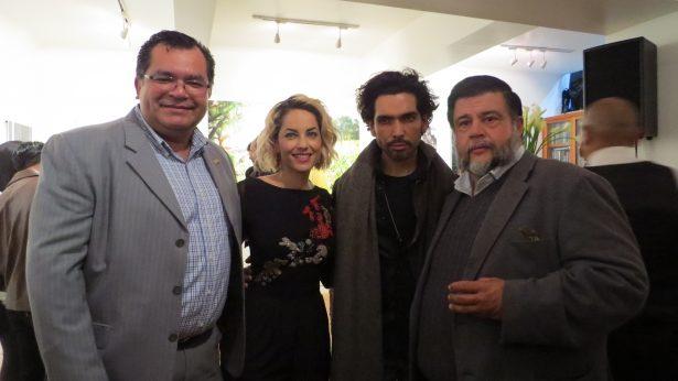 Uriel Santana rinde homenaje a San Miguel de Allende