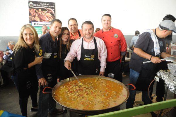 Tarde de sabor, sazón y buen corazón en el tradicional Festival de la Paella