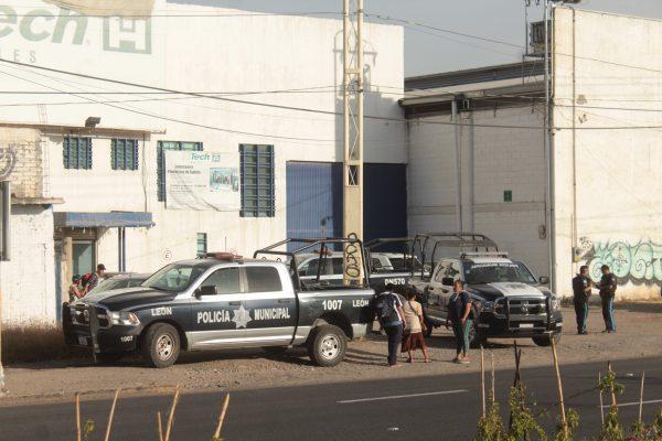 Comando armado se llevó la nómina de fábrica de suelas