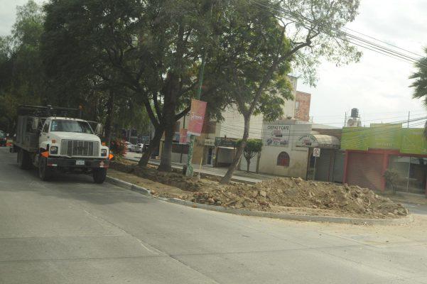 Admite SOP atrasos en rehabilitación del bulevar Mariano Escobedo
