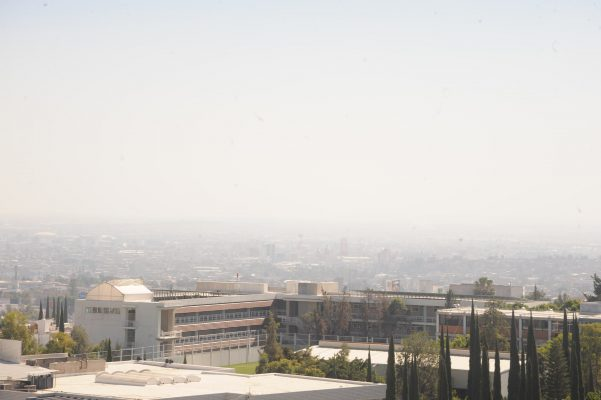 Se ve afectada la calidad del aire luego de festejos guadalupanos