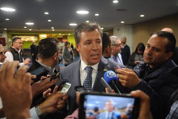 Asegura Gobernador que Ley de Seguridad Interior ayudará en la actuación del Ejército Mexicano