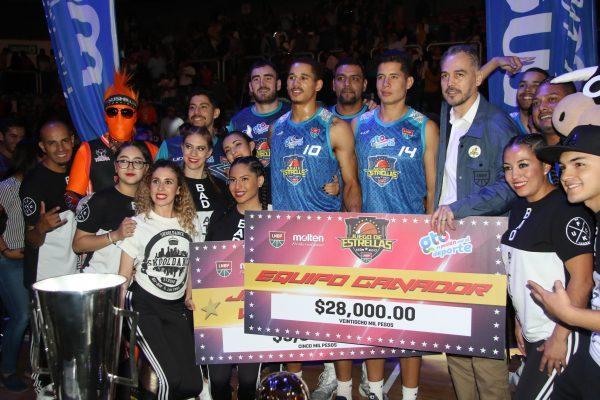 ¡Culminan el show! León vibró con el triunfo nacional en el Juego de Estrellas