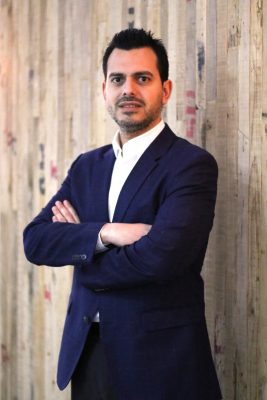 Con grandes aspiraciones; Sergio Ganem quiere estar al frente la mejor liga de Latinoamérica
