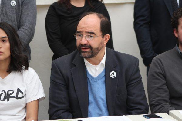 """Ley de Seguridad Interior """"abrió una peligrosísima puerta"""": Emilio Álvarez Icaza"""