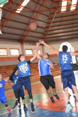 Acapara Borreguitos títulos; Basquetbol circuito estudiantil