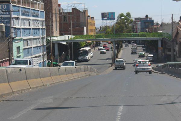 Anuncia Secretaría de Obra Pública cierre de puente del bulevar Mariano Escobedo